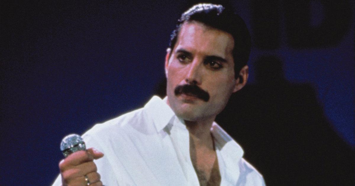 """Freddie Mercury: Der unveröffentlichte Song """"Time Waits For No One"""" im Video"""
