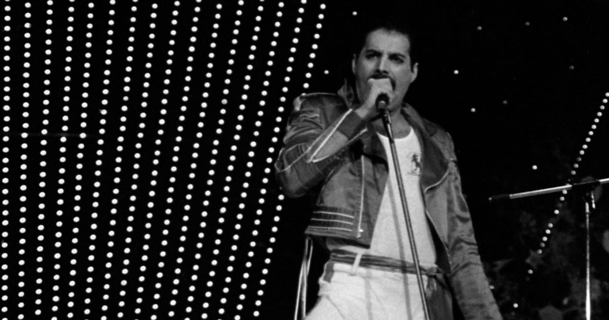 Freddie Mercury: Sein letztes Konzert mit Queen