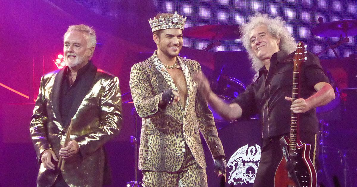 Queen & Adam Lambert: 3 Konzerte in Deutschland angekündigt