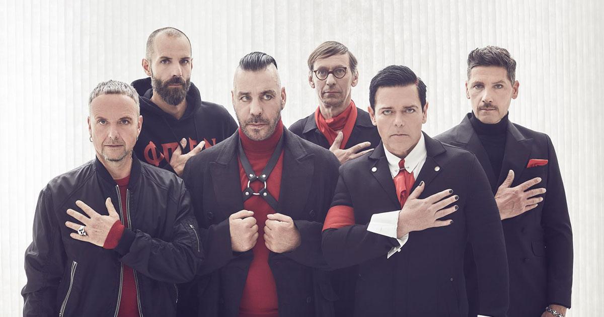 Rammstein: Schon jetzt Zusatz-Shows für 2020 angekündigt