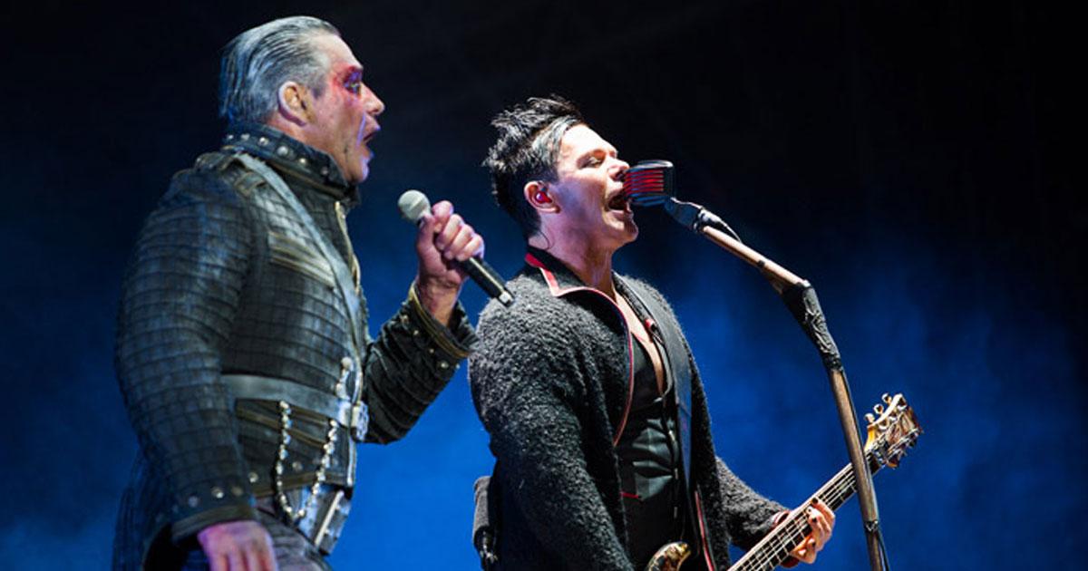 Rammstein: Neues Album soll im April erscheinen