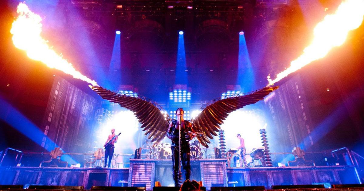 Rammstein: Till Lindemann fliegt den Band-Jet