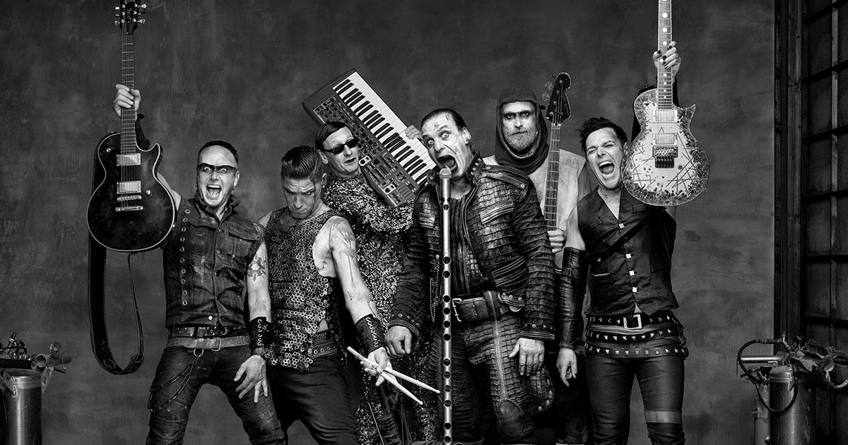 """Rammstein: Seht hier das neue Video zur Single """"Deutschland"""""""