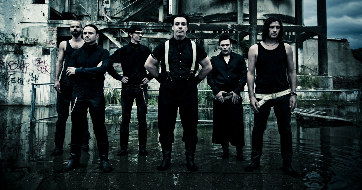 Rammstein: 10 harte Stories über Till Lindemann & Co.