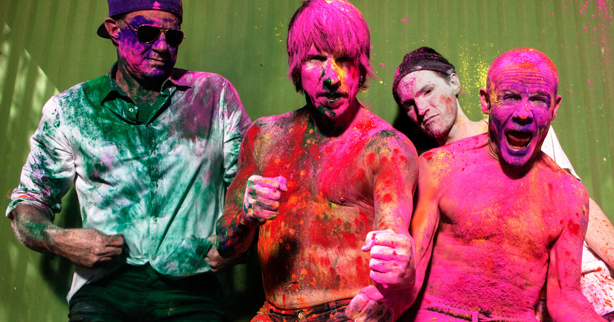 Red Hot Chili Peppers: Neues Album bald in den Startlöchern