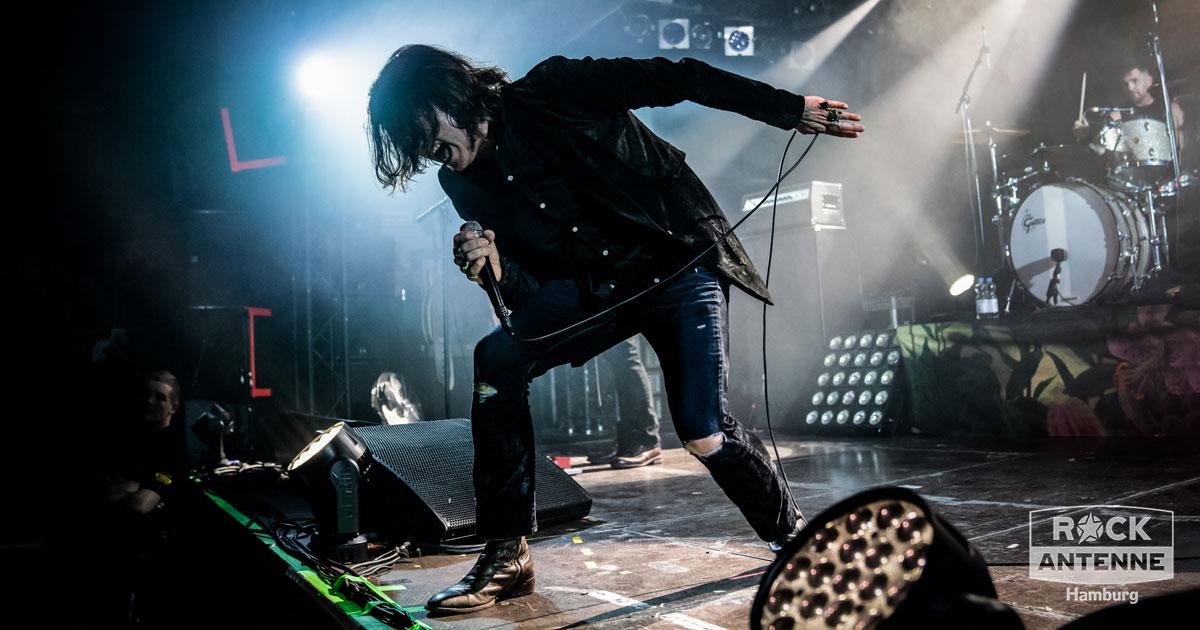 Rival Sons live: Die besten Fotos vom Tourauftakt in München