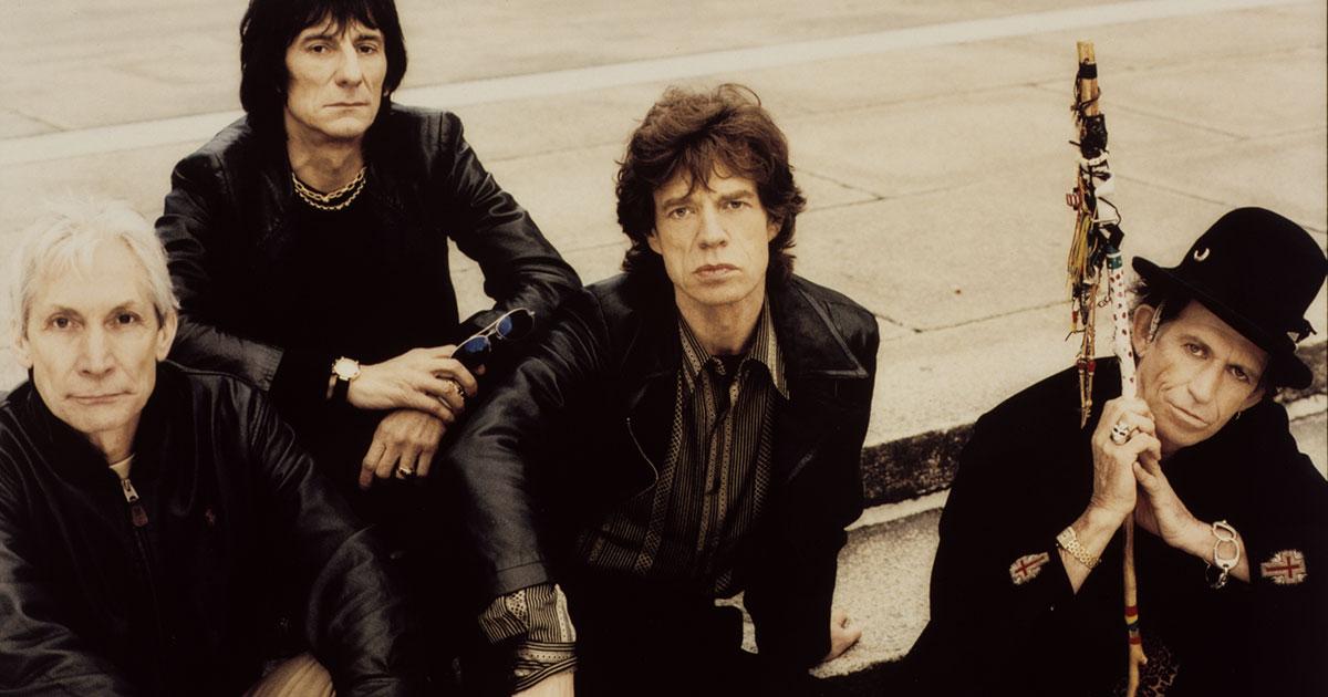 Ron Wood: Rolling Stones arbeiten schon am neuen Album