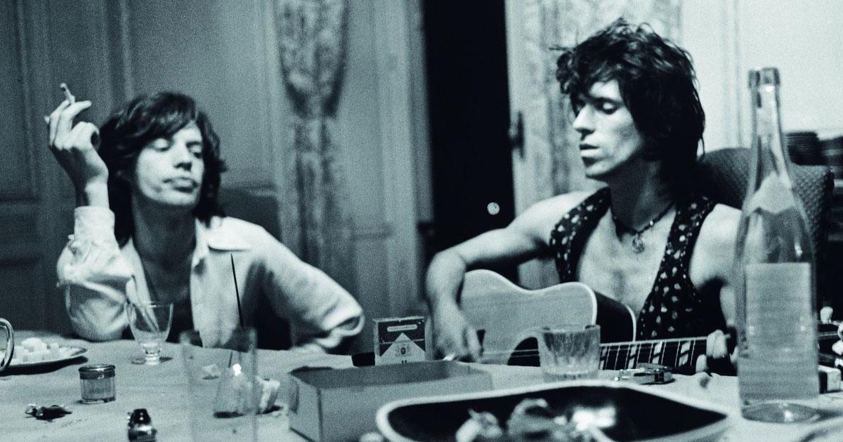 Für Mick Jaggers Gesundheit: Keith Richards' motorisierter Aschenbecher