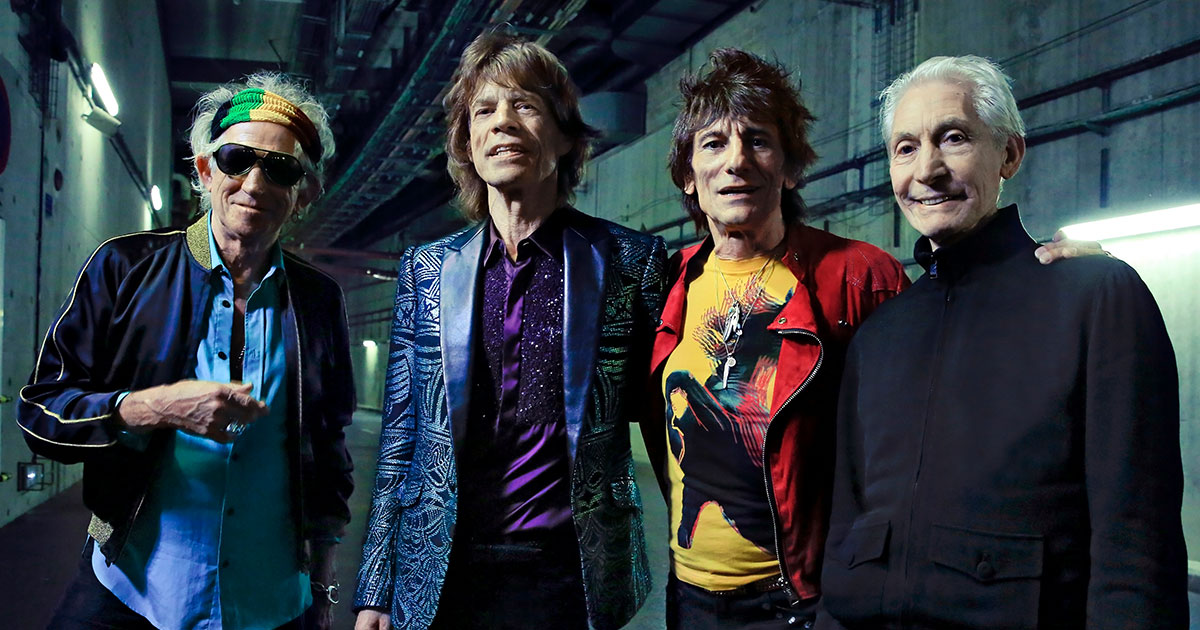 "The Rolling Stones: Seht hier das brandneue Video zu ""Criss Cross"""