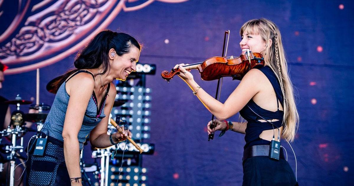 Schandmaul: Violinistin Saskia braucht eure Hilfe
