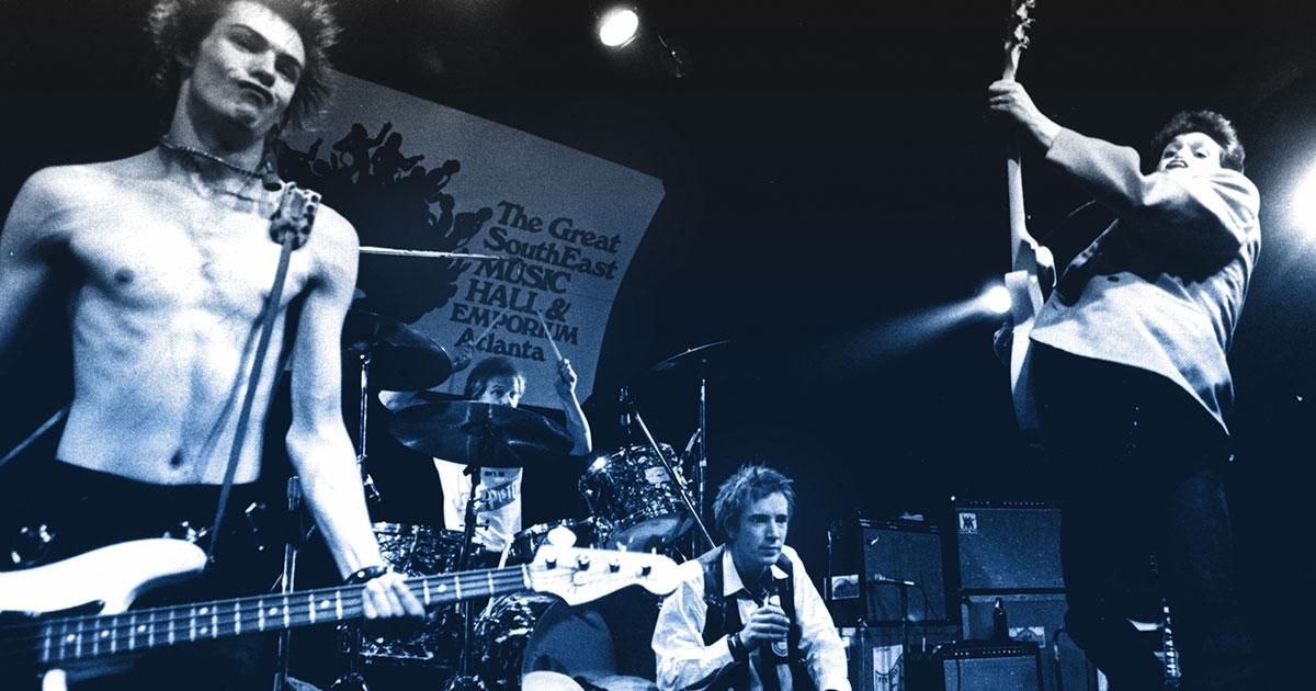 <em>Never Mind The Bollocks... Here's The Sex Pistols</em>: 10 Fakten über den Punk-Meilenstein