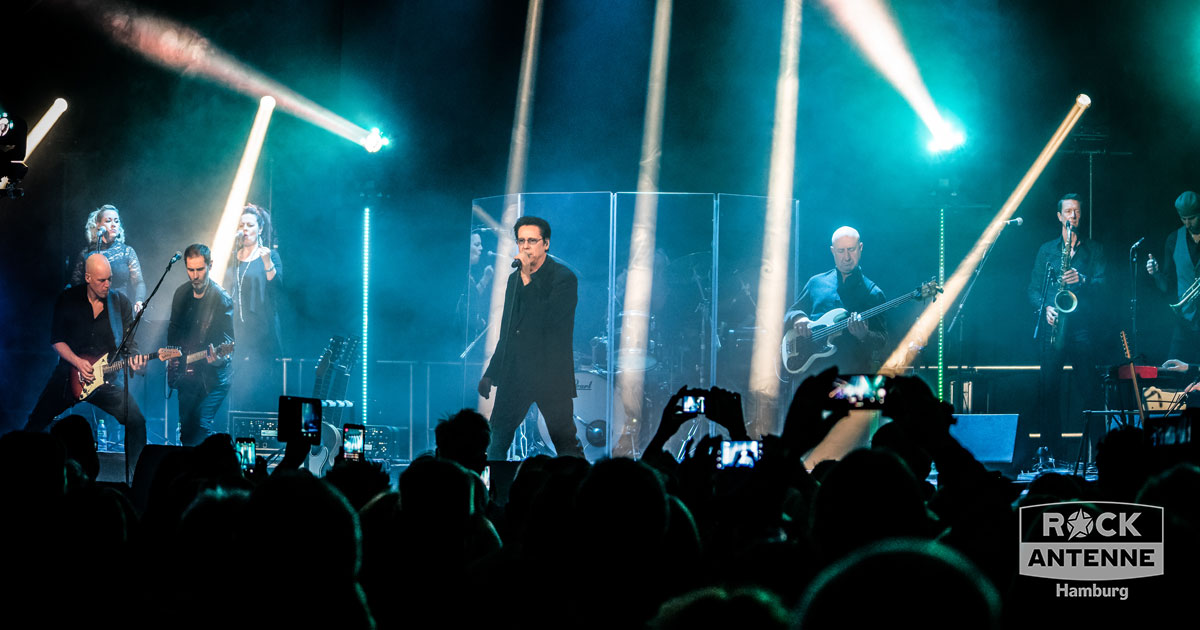 Shakin' Stevens live: Die besten Fotos vom Tourabschluss in München
