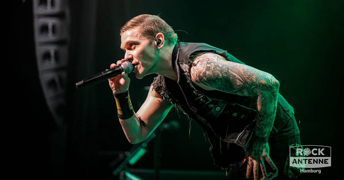 Shinedown + Starset live: Die besten Fotos aus München