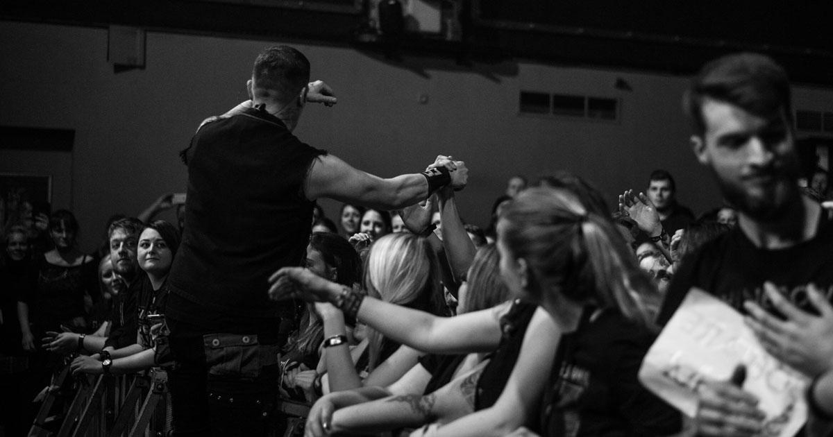 Shinedown + Starset live: Die besten Fotos aus dem Docks!