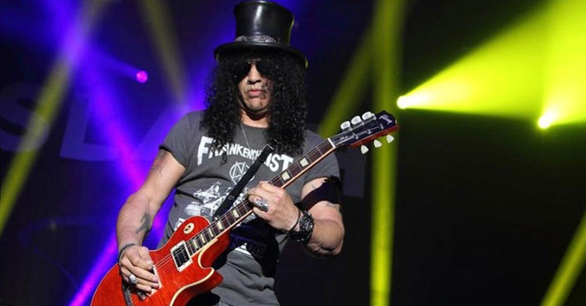 Slash: 10 Fakten über den Guns N' Roses-Gitarrist