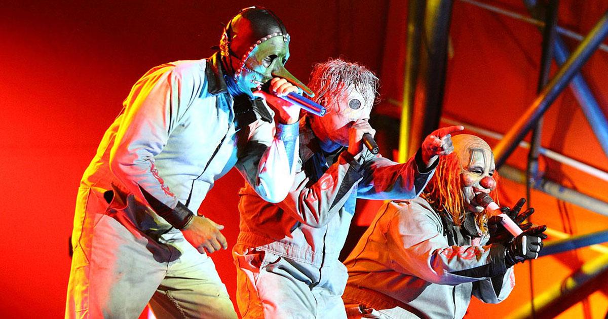 Slipknot: Band trennt sich von Percussionist Chris Fehn