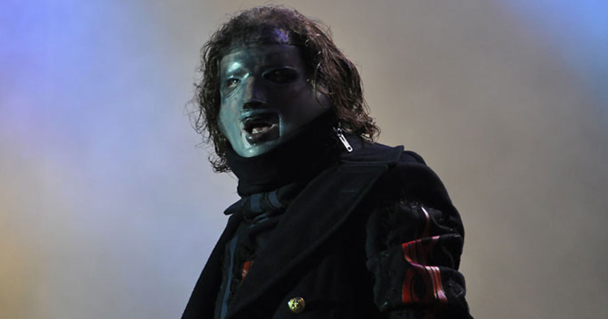 Slipknot: Shitstorm gegen Corey Taylors Maske