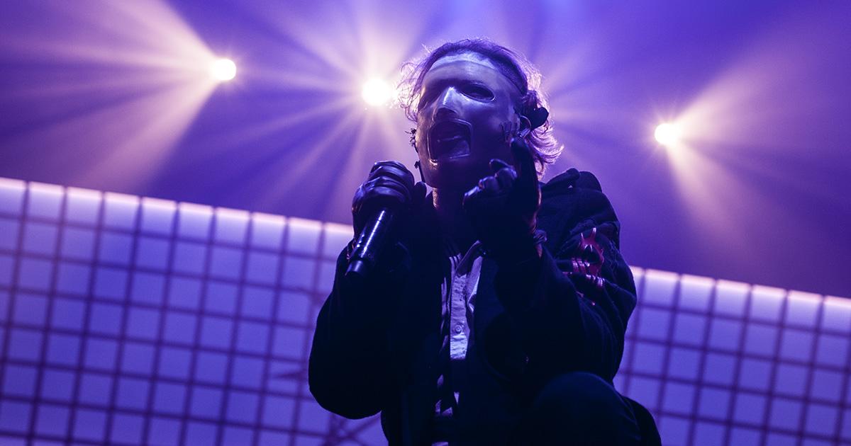 Slipknot live 2020: Die Fotos aus der Barclaycard Arena