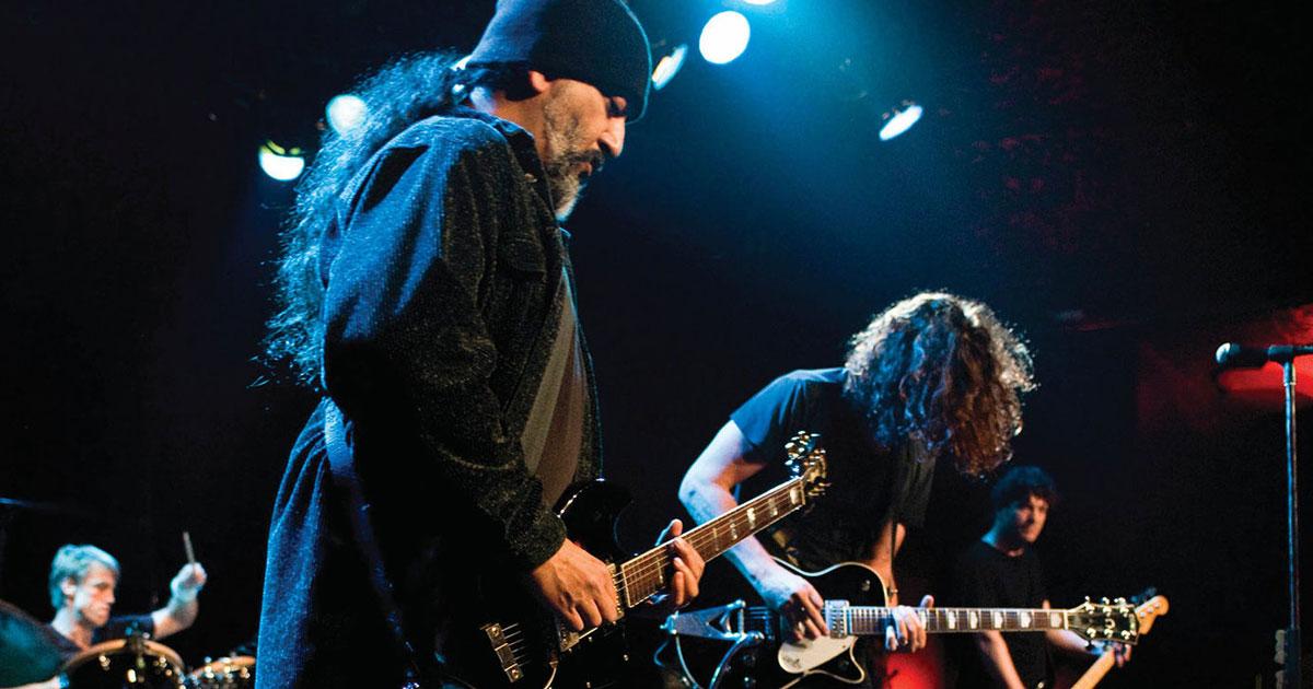 Soundgarden: Keine Tour ohne Chris Cornell