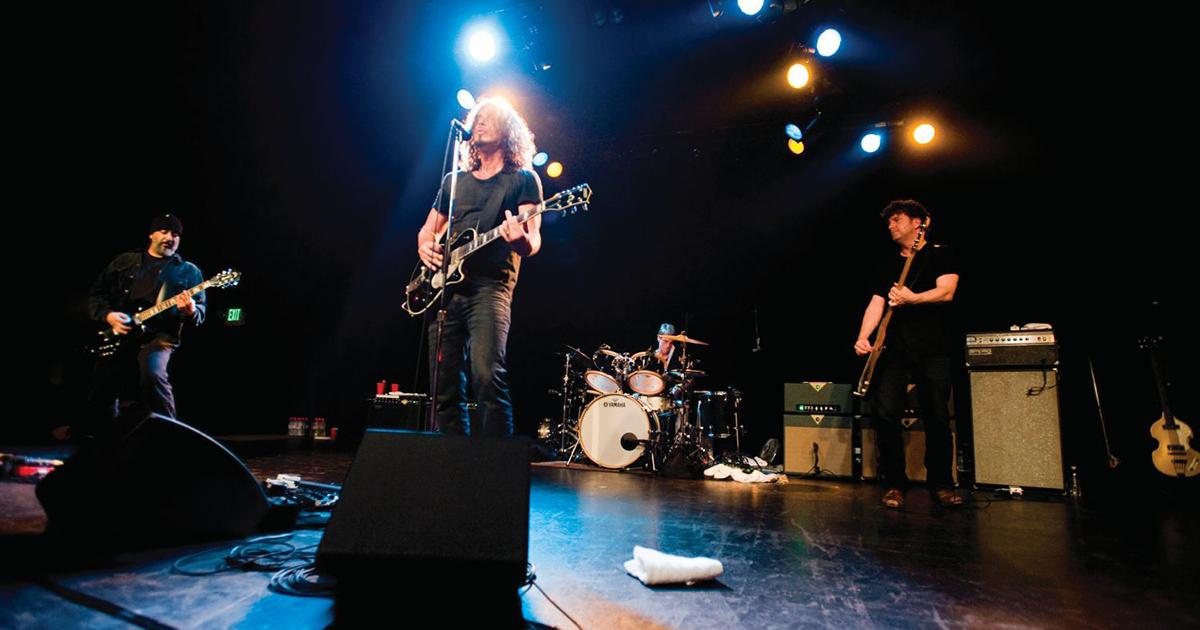 Chris Cornell-Tributekonzert: Seht hier den Auftritt von Soundgarden