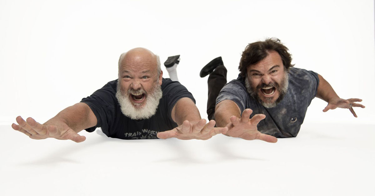 Tenacious D: So klingt das Duo Jack Black & Jack White