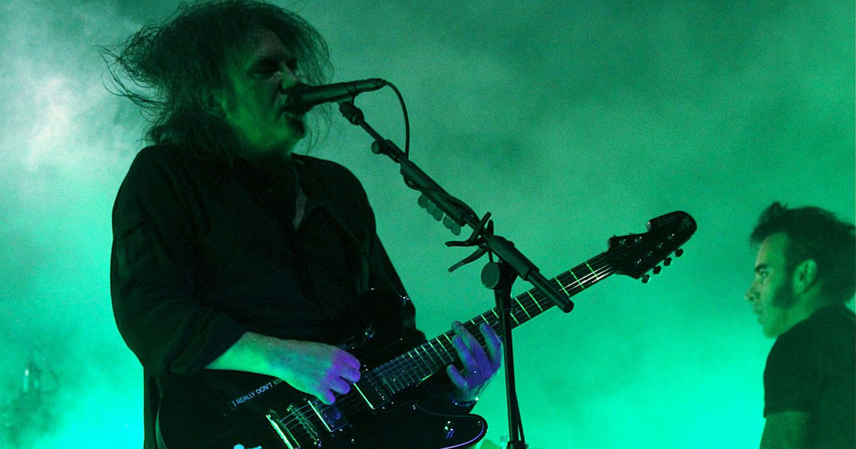 "The Cure: ""Disintegration""-Show im Livestream aus Sydney"