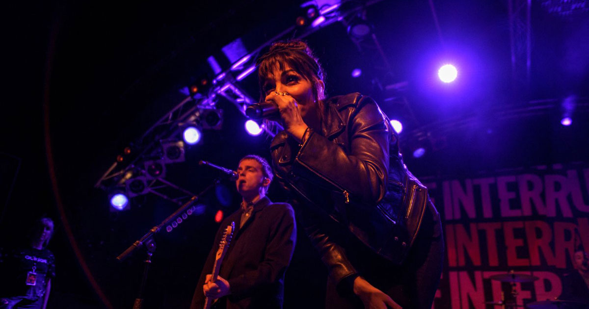 The Interrupters: Die besten Fotos von der Punk-Party in der Markthalle