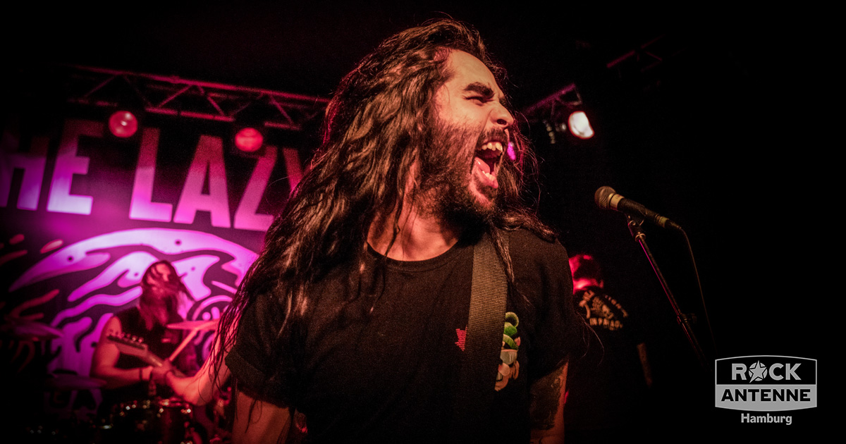 The Lazys live: Die besten Fotos vom heißen Gig in München
