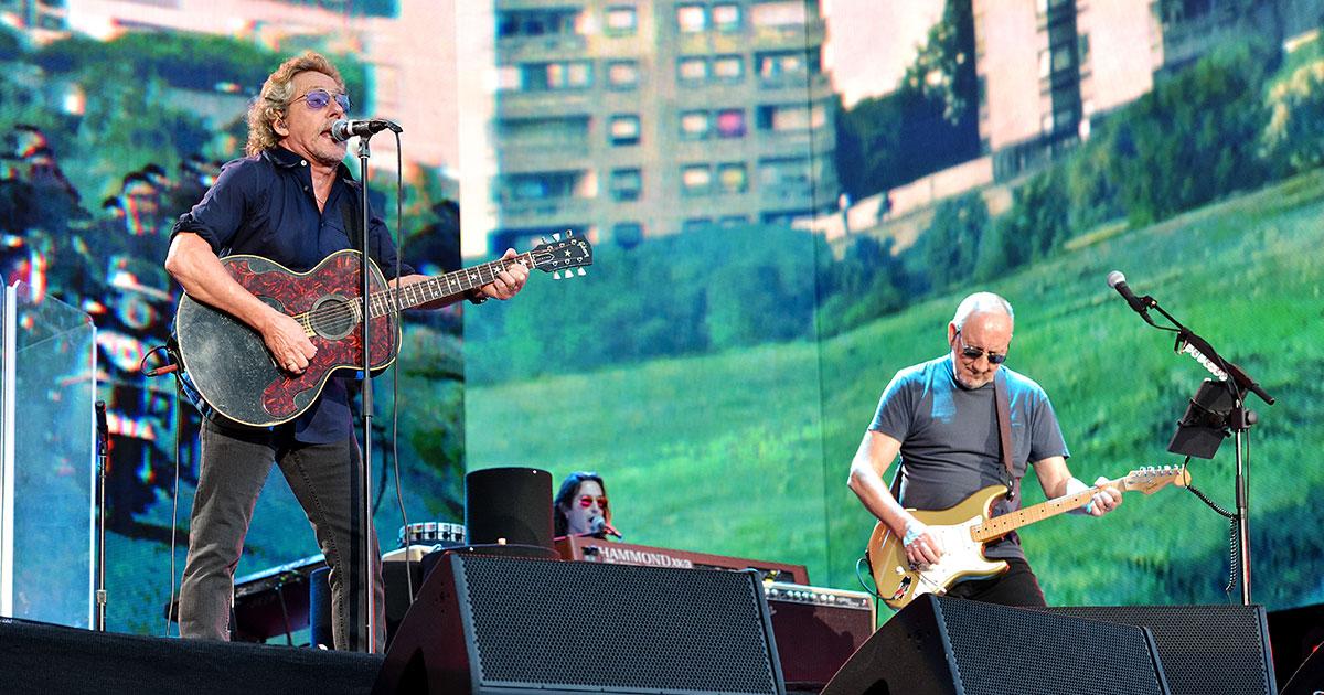 The Who: Neues Album und Tour für 2019 angekündigt