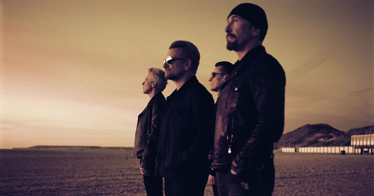 """Von """"I Will Follow"""" bis heute: Die Geschichte von U2 in Videos"""