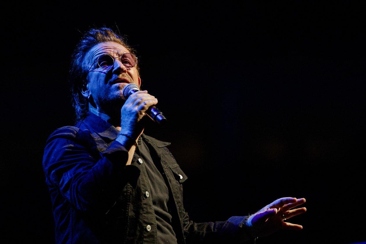 U2: Konzertabbruch in Berlin
