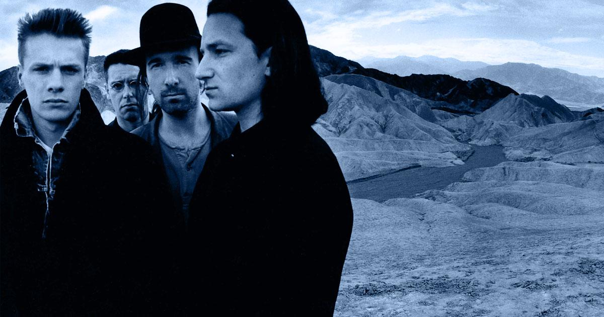 U2: 10 Fakten über ihren Meilenstein <em>The Joshua Tree</em>