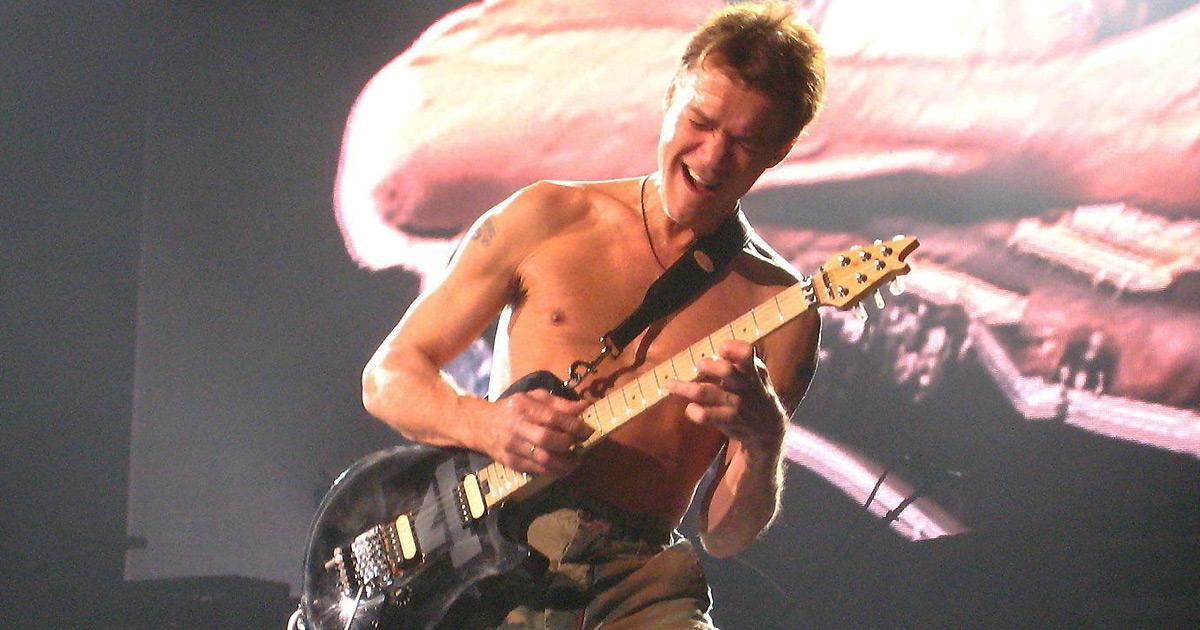 Eddie Van Halen: Gitarrist ist zur Krebsbehandlung in Deutschland