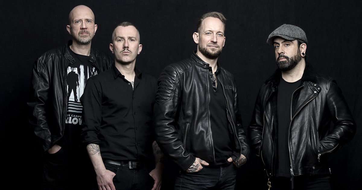 "Volbeat: Neues Album und ""Rewind, Replay, Rebound""-World Tour"
