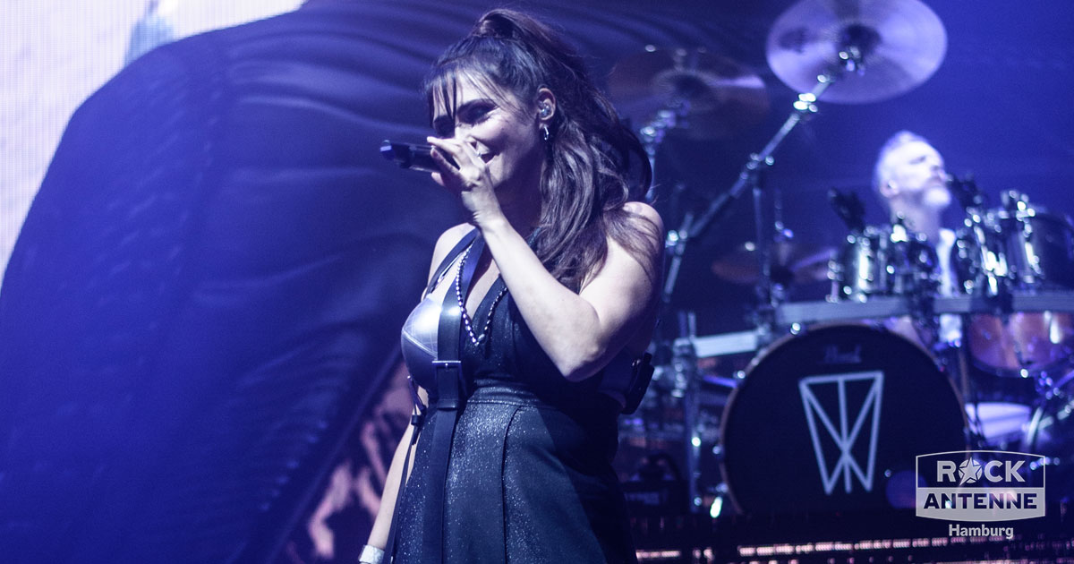 Within Temptation und Beyond the Black live: Die besten Fotos!
