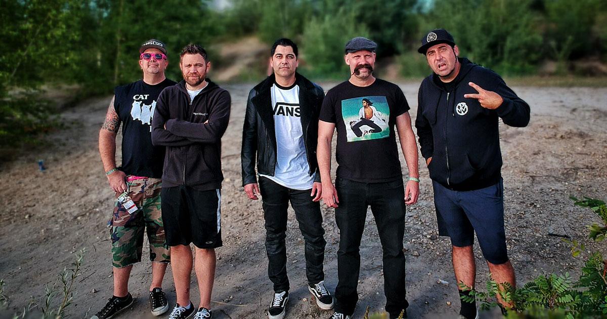 Zebrahead: Pop Punk-Ikonen kommen auf Europa-Tour