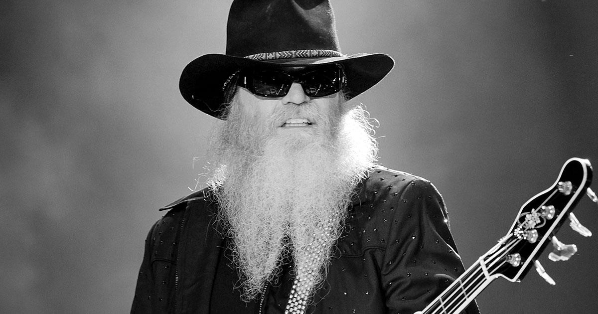 Rock in Peace, Dusty Hill: Die Rock-Welt trauert um den ZZ Top-Bassisten