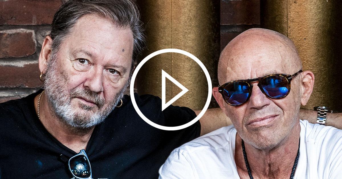 Extrabreit 2020: Kai Havaii und Stefan Kleinkrieg im ROCK ANTENNE Hamburg Interview
