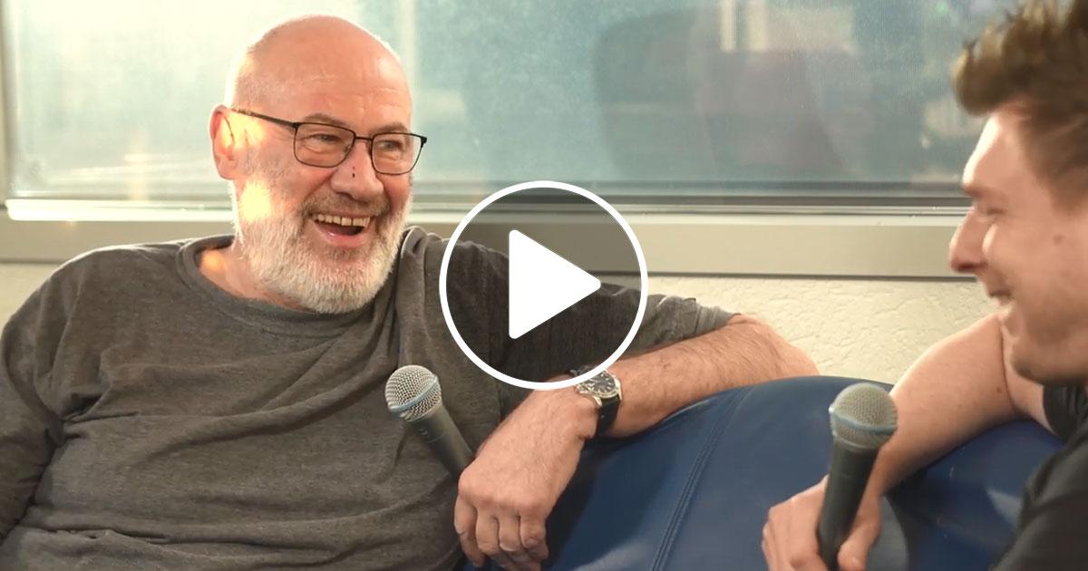 Fish 2018: Gardening Is The New Rock - das ROCK ANTENNE Hamburg Interview