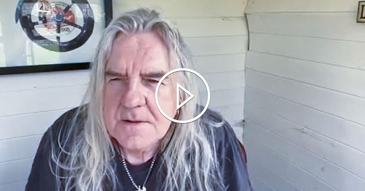 """Im Interview: Biff Byford von Saxon über """"Inspirations"""", die wilden 70er und mehr"""