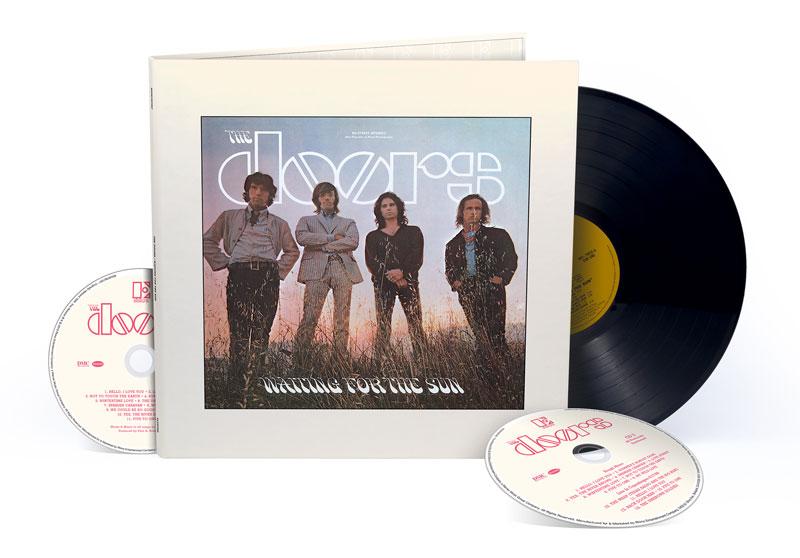 "The Doors: Deluxe-Edition zum 50. Geburtstag von ""Waiting For The Sun"""