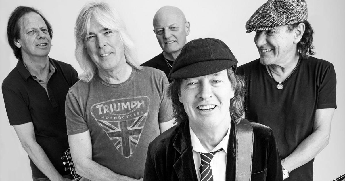 Gerüchte um neues Album: Schnappschuss von AC/DC-Producer