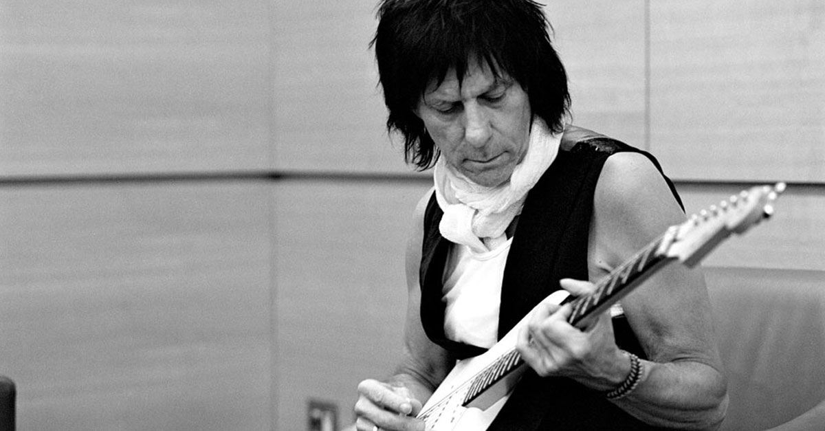 Jeff Beck: Dokumentation im Anmarsch