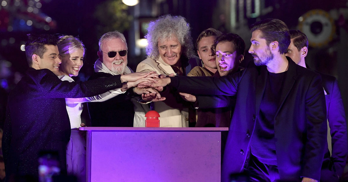 """""""Bohemian Rhapsody"""": Queen Biopic übertrifft alle Erwartungen"""