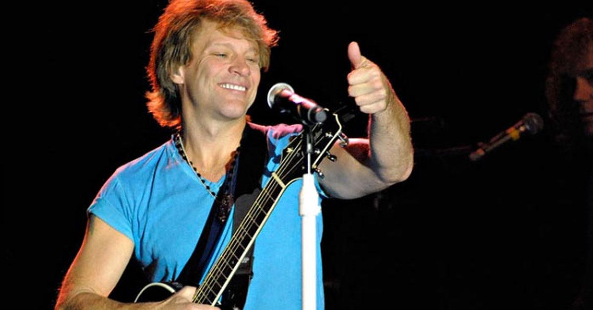 New Jersey: Gouverneur proklamiert den Bon Jovi Tag