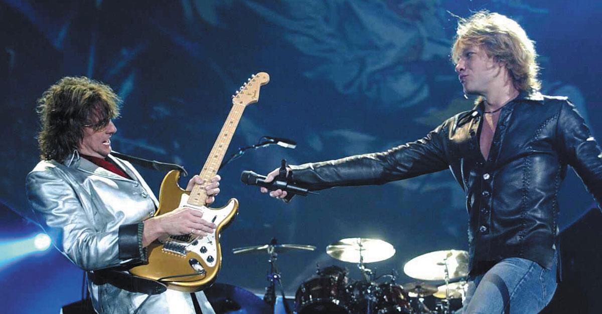 Bon Jovi: Reunion-Proben mit Richie Sambora