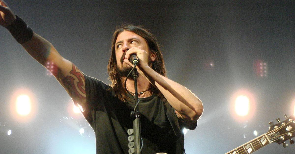 """Dave Grohl: """"Nirvana, das war eine Revolution für mich"""""""