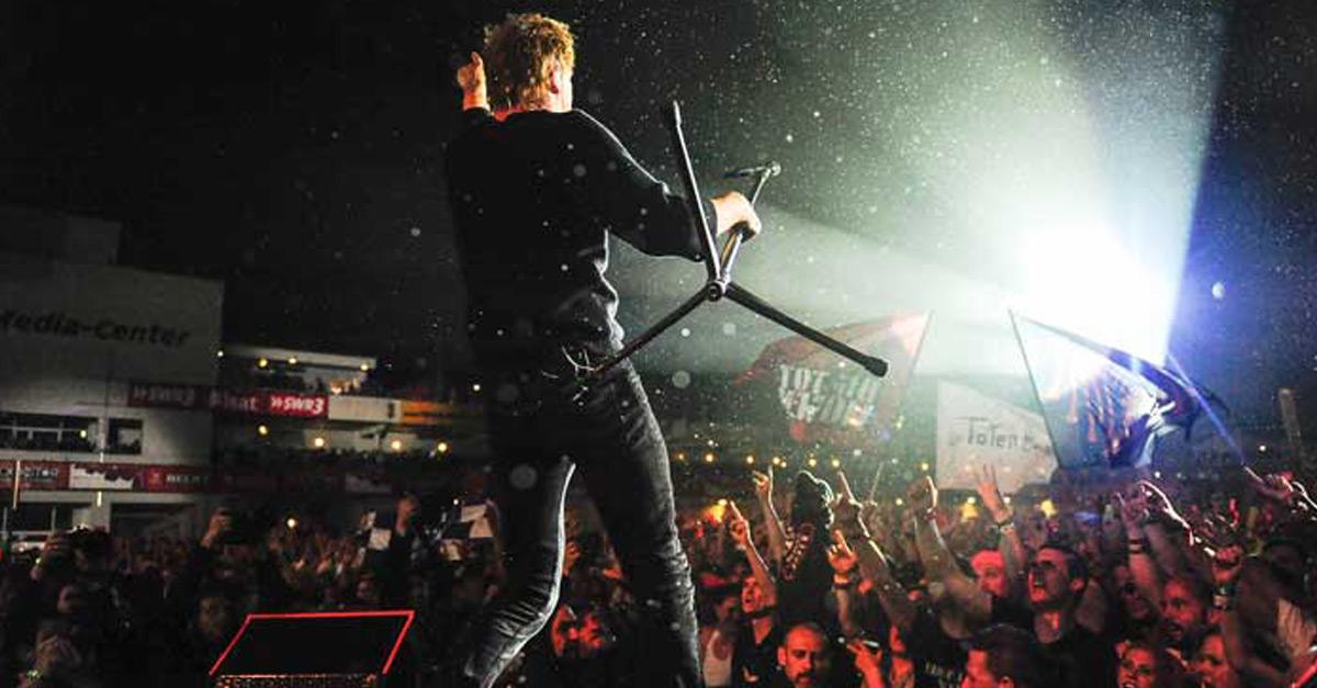 Die Toten Hosen: Zensur beim ersten China-Konzert