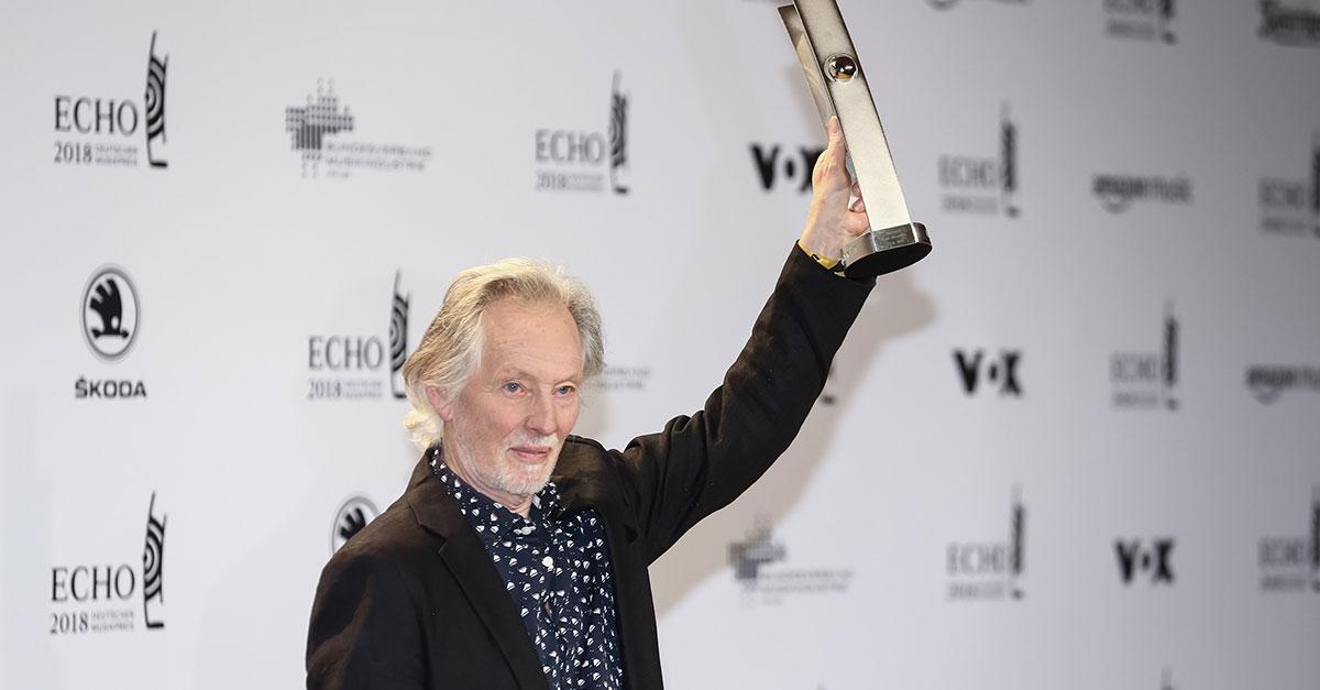 ECHO: Klaus Voormann gibt seine Auszeichnung zurück