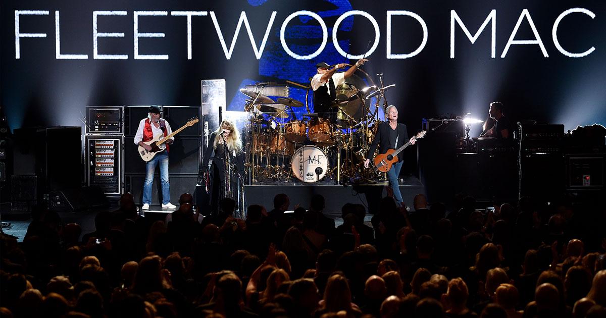 Gänsehaut: Fleetwood Mac covern Tom Petty zum Tourauftakt